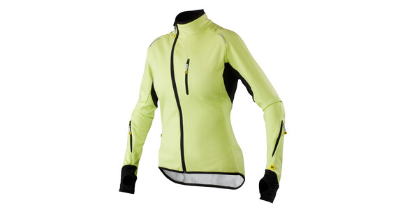 Mavic Gennaio Jacket flashy-x/black